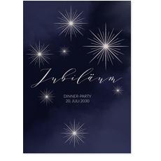 Helle Sterne Jubiläum