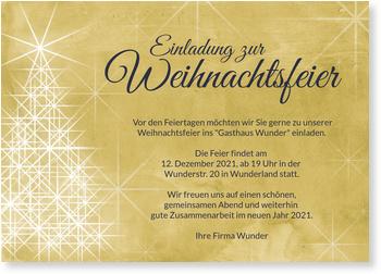 text einladung weihnachtsfeier firma